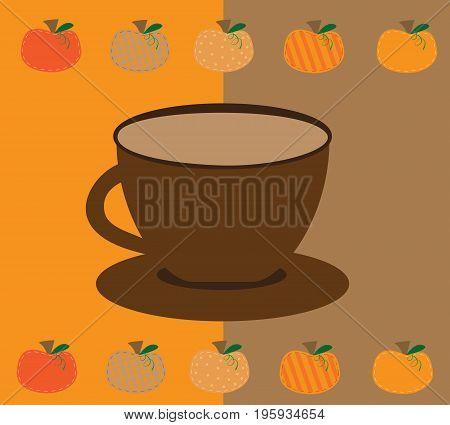 Happy Halloween Holiday Pumpkin Pie Spice Coffee