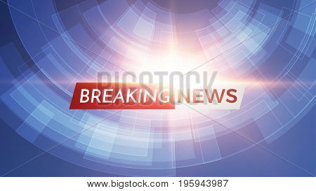 News vector background, breaking news. Can be used for blog background or technological or business article backdrop. EPS10