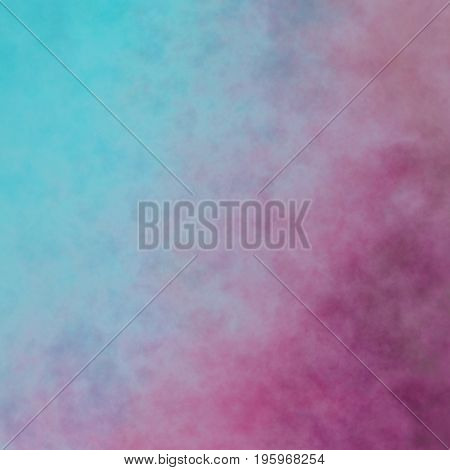 Interesting Uneven Colorful Background Texture With Blue Pink Colors Blend
