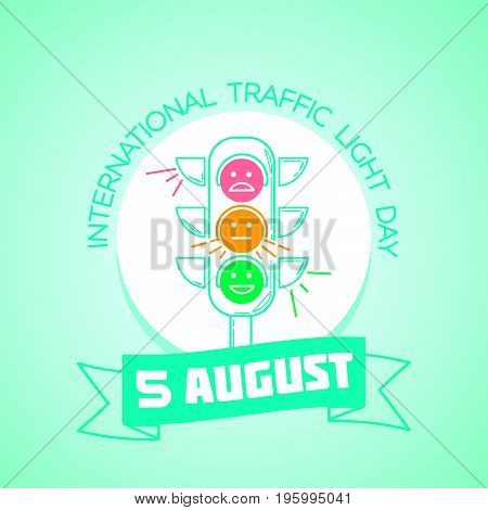 5 August  International Traffic Light Day
