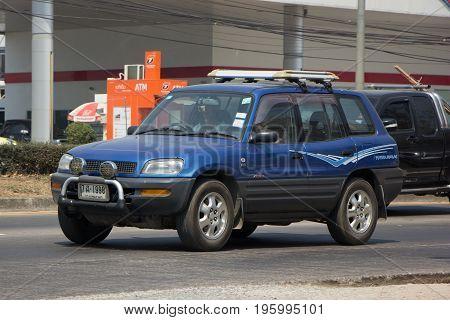 Private Suv Car, Toyota Rav4.