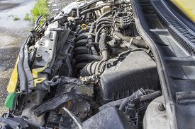 An engine or motor Traffic collisions can be classified by general type.