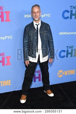 LOS ANGELES - APR 10:  Patrick Warren arrives for Shotime's 'The Chi' FYC Event on April 10, 2019 in West Hollywood, CA