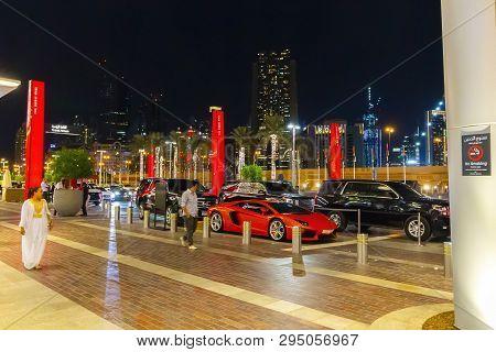 Dubai Marina District