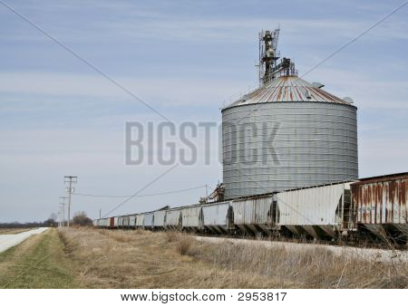Elevator And Train Cars Iii