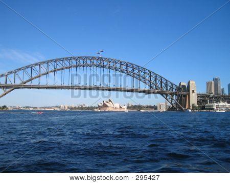 The Harbor Bridge