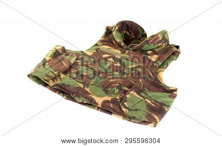 Camouflage, Military Body Armor