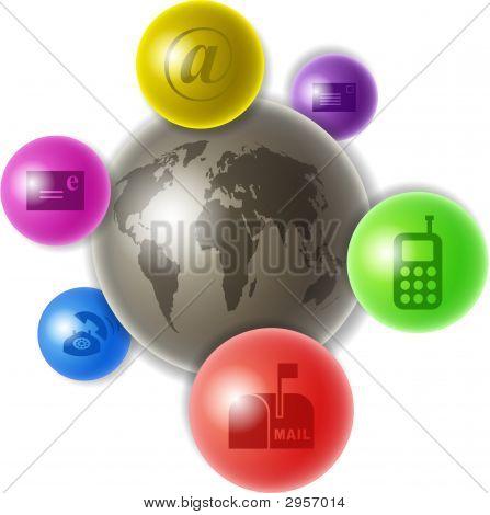Mundo da comunicação