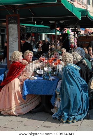 Venetian Celebration