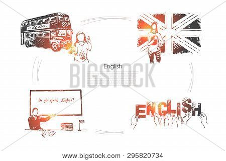 Great Britain Traveling, British Culture Exploration, Foreign Study, Citizenship Exam, Hands Holding