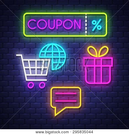 E-commerce Neon Signs Collection