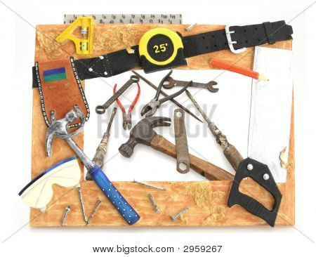 Tool Frame Of Tools