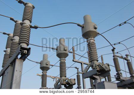 発電所 Swichyard