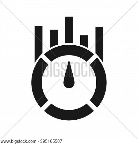 Benchmarking Icon. Simple Element Illustration. Benchmarking Concept Symbol Design. Can Be Used For