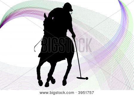 Polo Background