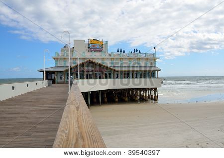 Daytona Beach Fishing Pier