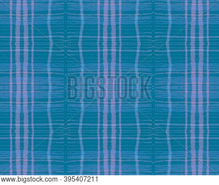 Pink Pastel Check. Seamless Tartan Texture. Scotland Design. Hipster Textured Blanket. Geometric Pas