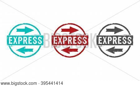 Express Stamp And Stamping