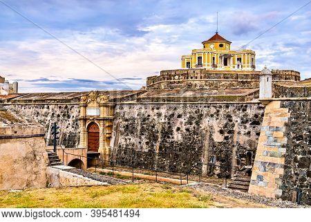 Nossa Senhora Da Graca Fort In Elvas - Alentejo, Portugal