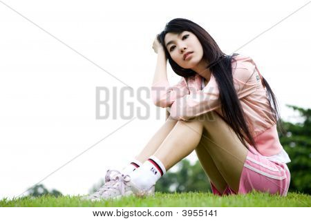Young Girl Model