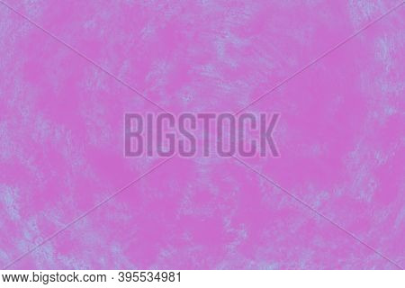 Ceramic Background With Paint Brush Strokes Pattern, Pink Fuchsia Color Background