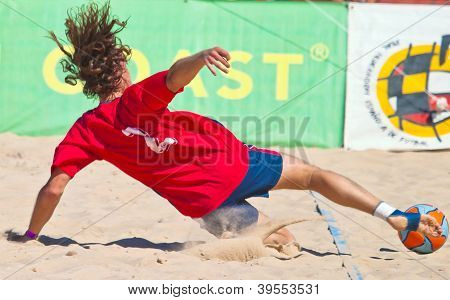 Spanish Championship Of Beach Soccer , 2005