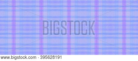 Pink Check Plaid. Watercolour Square Repeat. Classic Textured Wallpaper. Seamless Check Plaid. Graph