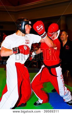 3Rd World Kickboxing Championship 2011