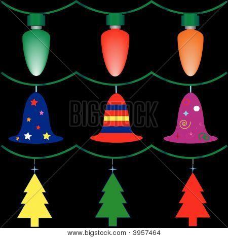 Christmas Decorations.Eps