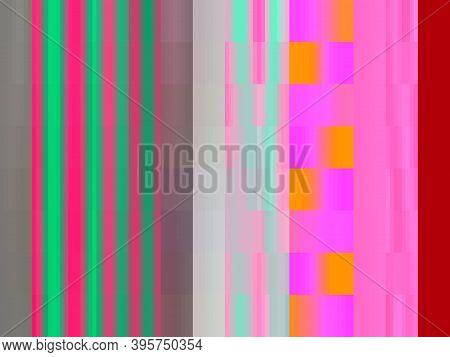Abstract Multicolour Random Noise Useful As A Background