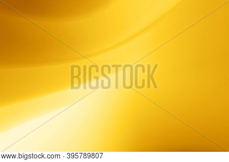 Abstract fortuna gold desert color background soft design. Trending 2021 color stylish background for brochures, covers, flyers and business cards. Bright abstract background with space for text.