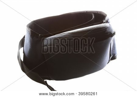 Isolated Hip Seat On The White Background