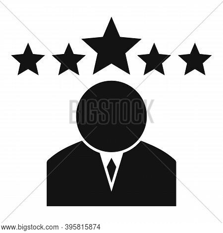 Headhunter Icon. Simple Illustration Of Headhunter Vector Icon For Web Design Isolated On White Back