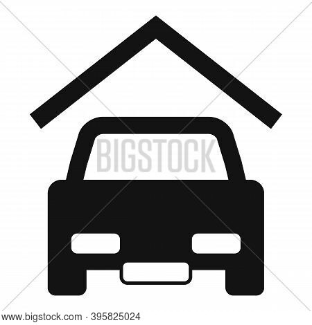 Rent Car Icon. Simple Illustration Of Rent Car Vector Icon For Web Design Isolated On White Backgrou