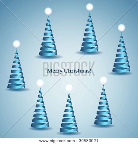 Helix Christmas Trees