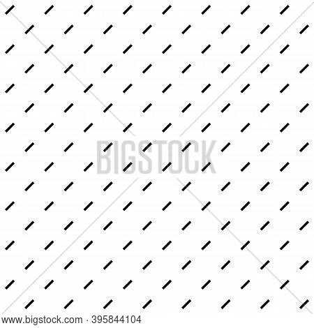 Seamless Pattern. Tilted Strokes Wallpaper. Diagonal Lines Ornament. Angled Stripes Motif. Slanted D