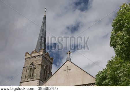 St Mary Of The Visitation Church In Killybegs County Donegal Ireland