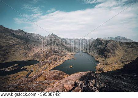 The Cuillin on the Isle of Skye, Scotland