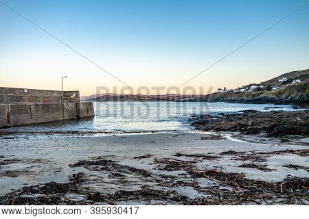 Portnoo Harbour In County Donegal During The Covid-19 Pandemic - Ireland