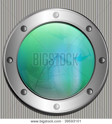 big porthole