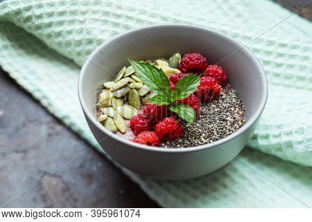 Flaxseed Porridge To Make Your Day Energetic