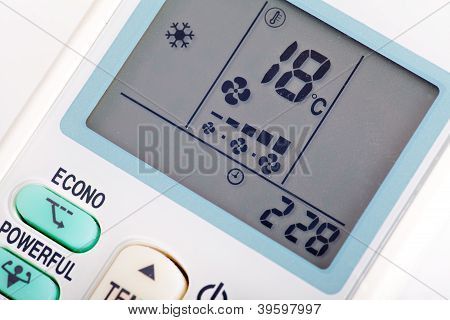 Air Conditioning Remote Controller
