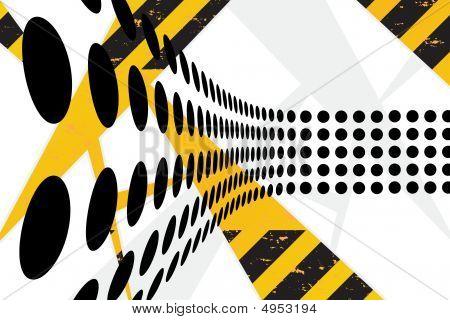 Funky Hazard Dots