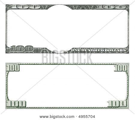 Blank Money Background
