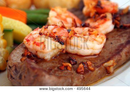 Steak und Seafood