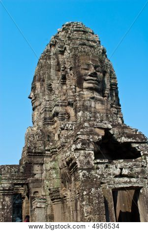 Bayon Temple Tower 2