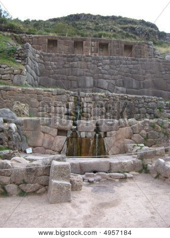 Sacred Spring Of The Incas
