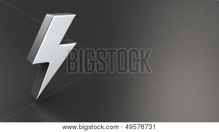 Electricity, Power And Energy Symbol