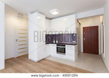 Cosy Flat - Kitchen Countertop