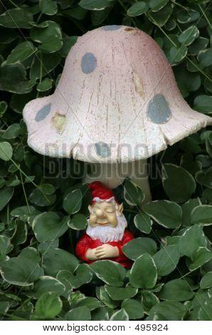 Sleeping Garden Gnome